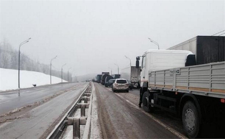 Еще один участок трассы М4 «Дон» в Тульской области стал платным