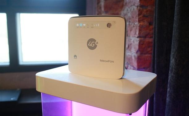 «МегаФон» представил сверхбыстрый интернет 4G+