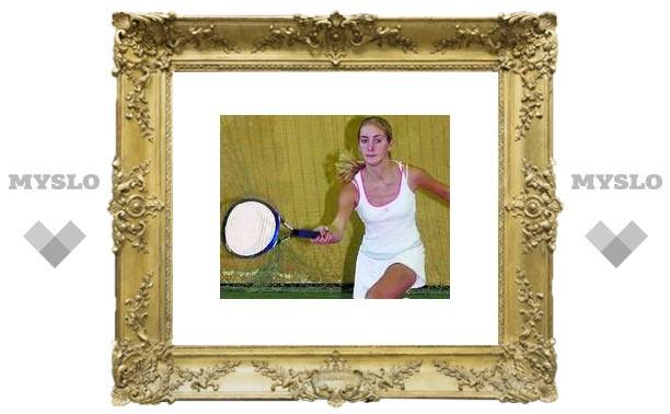 Наташа Глазьева стала первой ракеткой