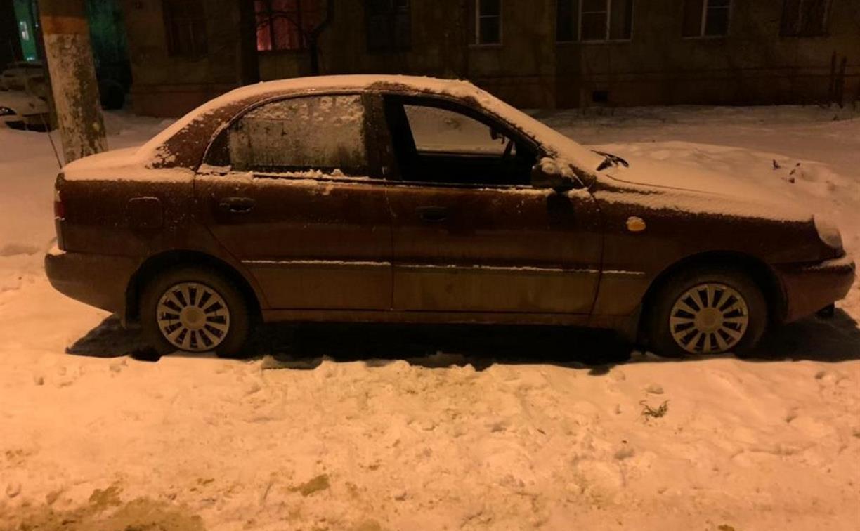 Тульские автовредители: задержаны мужчина и женщина за порчу припаркованных машин