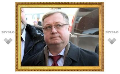 Сергей Степашин недоволен Тульским оружейным заводом
