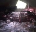 Под Тулой водитель устроил ДТП и скрылся