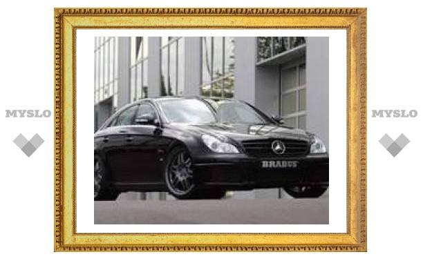 Brabus разработал программу тюнинга моделей AMG