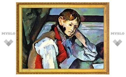 Швейцарцы отреставрируют украденную картину Поля Сезанна