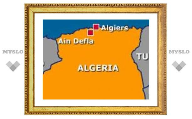 В алжирской провинции Айн-Дефла взорван автобус российской компании