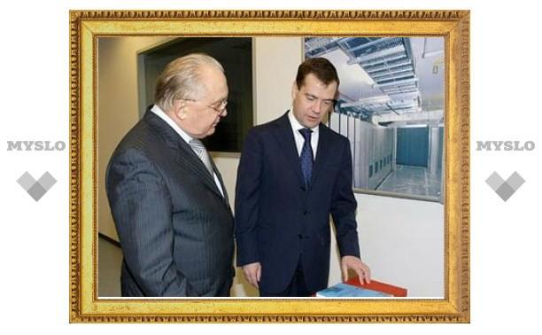 В МГУ запустили самый мощный суперкомпьютер в Восточной Европе