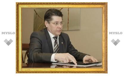 В Туле уволен министр транспорта и дорожного хозяйства