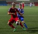 «Арсенал» и «Сокол» сыграли вничью – 1:1