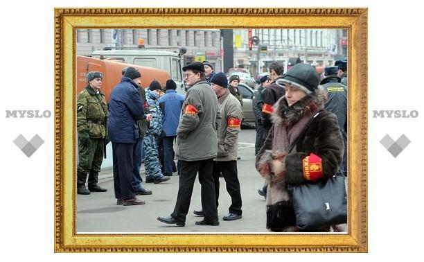 Депутаты выйдут патрулировать улицы