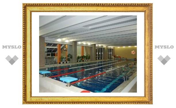 В Краинке построили спортивный комплекс и бассейн