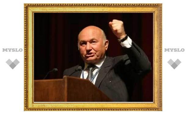 "Суд отклонил жалобу сопредседателя ""Правого дела"" по иску Лужкова"
