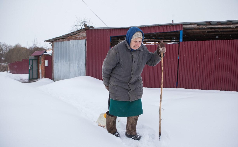 В деревне Сорочинка под Тулой восстановили водоснабжение