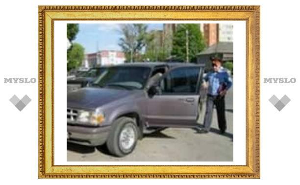 """Тульских водителей """"загоняли"""" к начальнику ГАИ"""