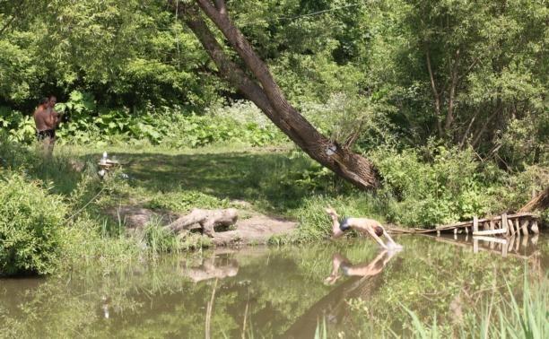 В Баташёвском саду появится верёвочный парк и спортивная площадка