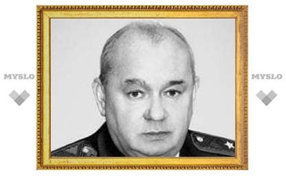 В Туле простились с министром внутренних дел