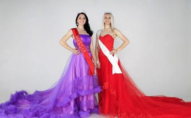 Сестры из Тулы представят Россию на международном модельном конкурсе