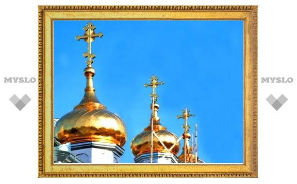 В Суворове под Тулой построят новый храм