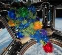Как отмечают Новый год в космосе