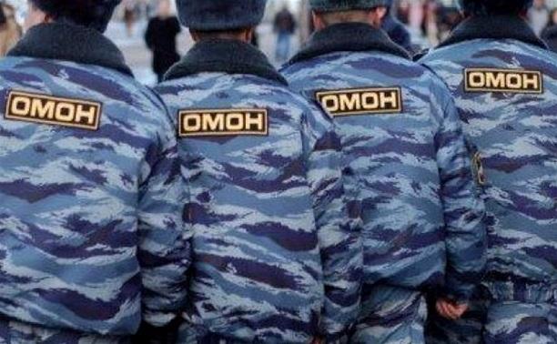 Бойцы тульского ОМОНа избили сочинских гаишников
