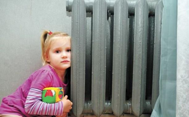 В головеньковском детсаду и первомайской школе №16 тепло есть