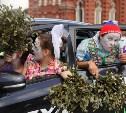 Новый сезон «Театрального дворика» откроется парадом