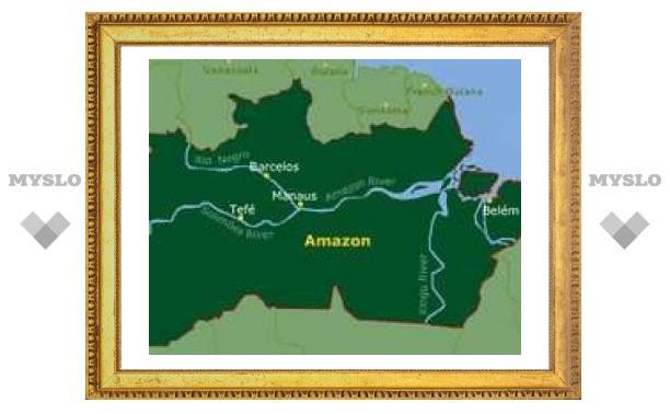 Бразильские ученые отняли у Нила звание самой длинной реки мира