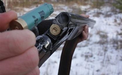 В Туле охотник случайно выстрелил себе в голень