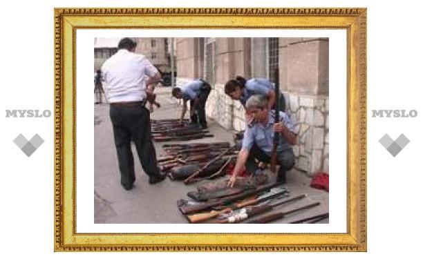 Милиционеры покупали у туляков оружие