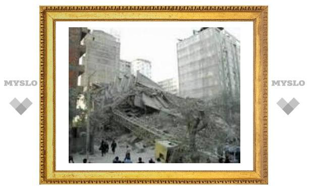 В Египте рухнул отремонтированный дом