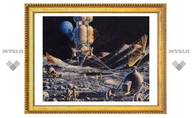 НАСА планирует построить мобильную сеть на Луне