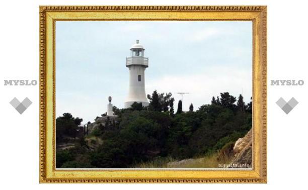 Российские моряки захватили украинских активистов на маяке в Крыму