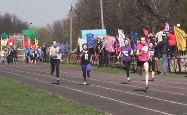 В Узловой прошла матчевая встреча городов России по легкой атлетике