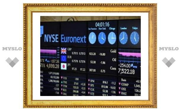 Dow Jones поднялся выше 8000 пунктов