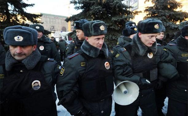 Силовые структуры России ждет 10%-ное сокращение