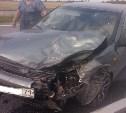 В столкновении «Сузуки» и «Лады Калины» под Новомосковском пострадала женщина