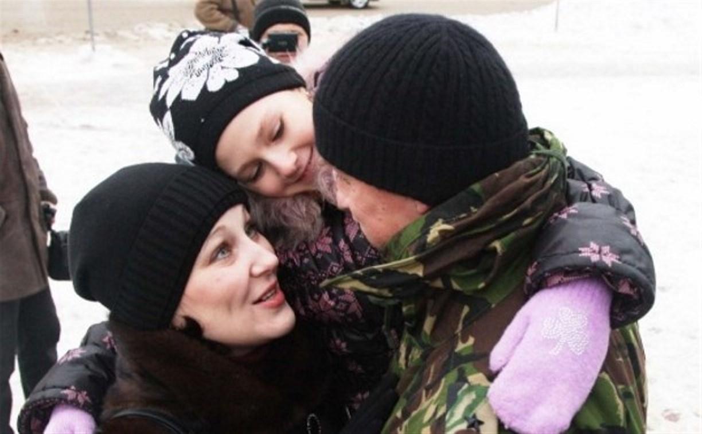 Тульские спецназовцы вернулись с Северного Кавказа