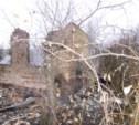В Ленинском районе на пожаре погиб мужчина