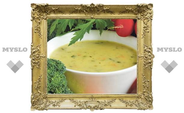 Такой полезный суп!