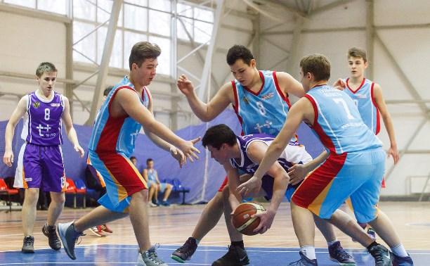 Определились финалисты регионального этапа «КЭС-Баскет»