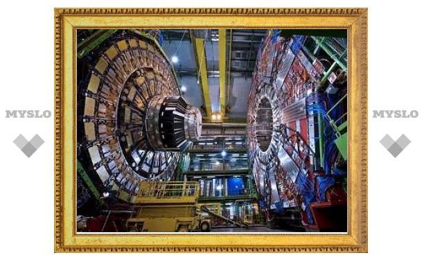 Работу Большого адронного коллайдера продлят на год