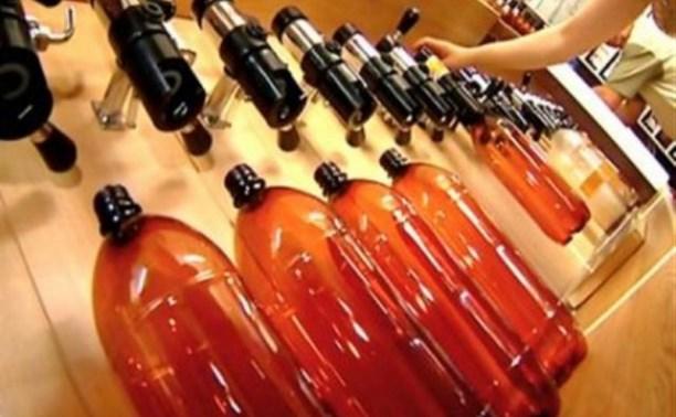 В России запретили продавать алкоголь в пластиковых бутылках объемом более 1,5 л