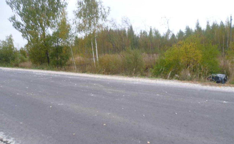 В Тульской области пьяный водитель устроил ДТП