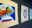 В «Гостином дворе открылась выставка рисунков и фотографий «Мир без границ»