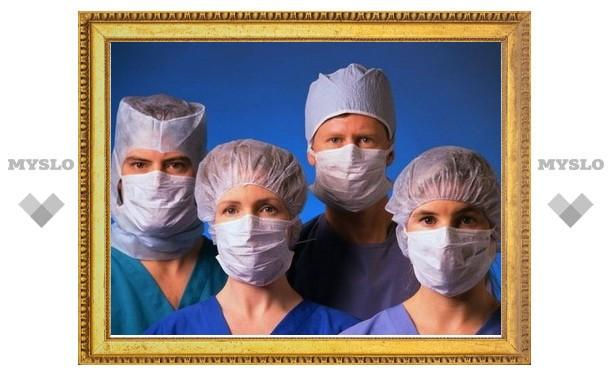 Тульские врачи стали меньше ошибаться