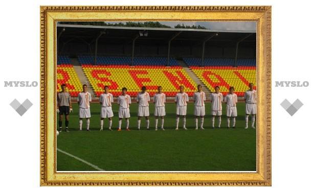 Футболисты тульского «Арсенала» калечатся на поле