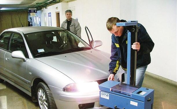 Добросовестных водителей хотят освободить от платы за техосмотр