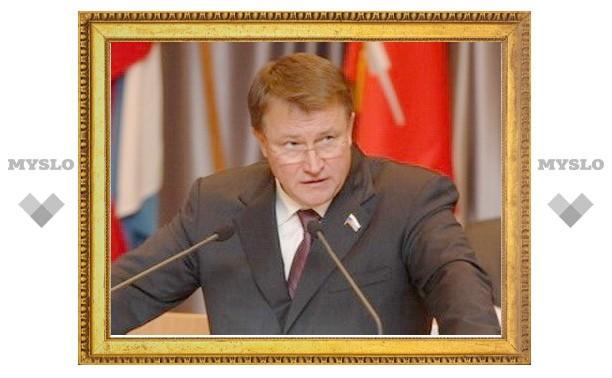 Вячеслав Дудка раскрыл свои доходы