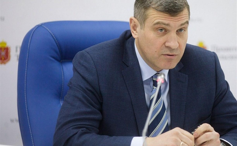 Глава тульского минтранса Родион Дудник примет жителей Чернского района