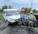 В Алексине в страшном ДТП погиб водитель «семерки»