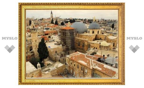 860 лет назад был освящен храм Гроба Господня в Иерусалиме